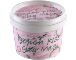 Bomb Cosmetics, Face Mask, French Kiss Clay Mask