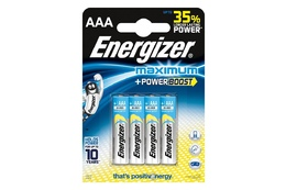 Batareya ENERGIZER MAXIMUM AAA4-li 7515