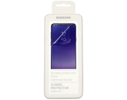 SAMSUNG S9 SCREEN PROTECTOR FROM EXTERNAL SHOCK