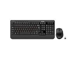 Keyboard+mouse SVEN Comfort 3500 Wireless (2,4 GHz, 112+6кл, 800-1600DPI)