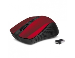 Mouse Wirelles SVEN RX-345 Wireless red