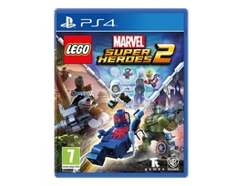 Oyun PS4 LEGO Marvel Super Heroes 2