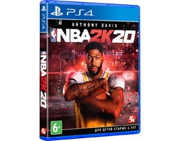 Oyun PS4 NBA 2K20