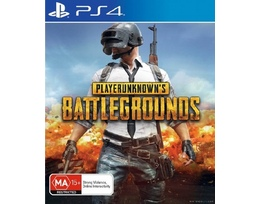 Oyun PS4 PlayerUnknown's Battlegrounds