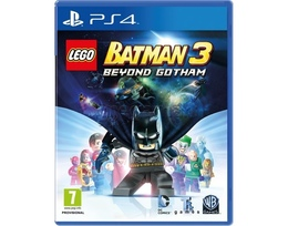 Oyun PS4 LEGO Batman 3