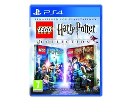 Oyun PS4 LEGO Harry Potter Collection