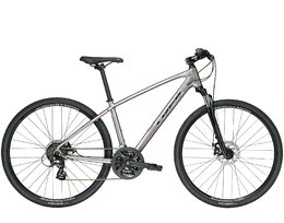 Velosiped Trek DS 1 2020 SILVER