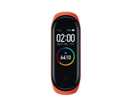Fitnes qolbaq Xiaomi Mi Band 4 Orange
