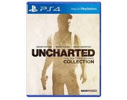 Oyun PS4 DISK UNCHARTED THE NATHAN DRAKE COLLECTION