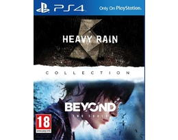 Oyun PS4 DISK HEAVY RAIN / BEYOND COLLECTION (2 IN 1)