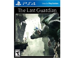 Oyun PS4 DISK THE LAST GUARDIAN
