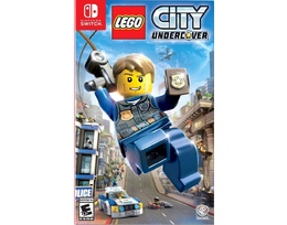 Oyun PS4 DISK LEGO CITY UNDERCOVER