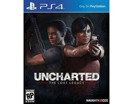 Oyun PS4 DISK UNCHARTED THE LOST LEGACY