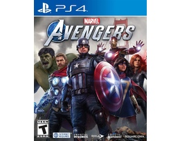 Oyun PS4 DISK Marvels Avengers