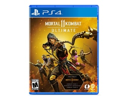Oyun PS4 DISK MORTAL KOMBAT ULTIMATE EDITION