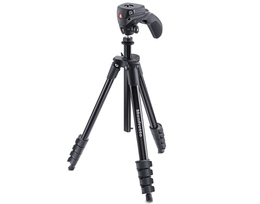 Ştativ Manfrotto Compact Action Black