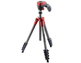 Ştativ Manfrotto Compact Action Red