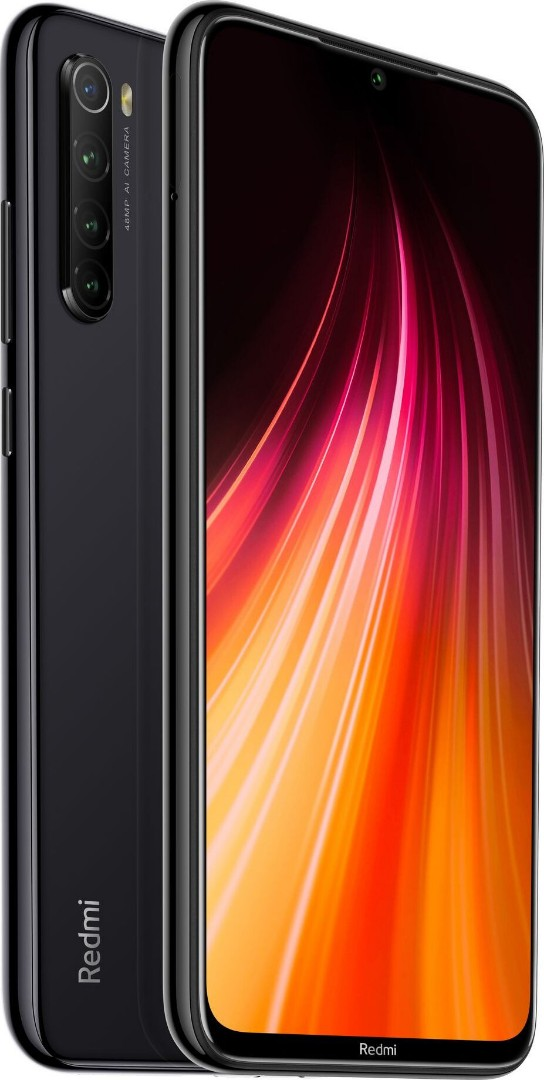 Xiaomi Redmi Note 8 4gb 64gb Black Smartfon Satis Qiyməti